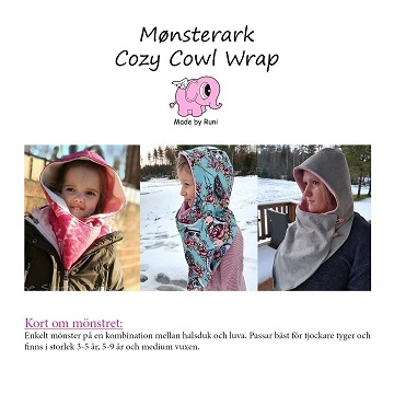 Made by Runi - Cozy Cowl Wrap