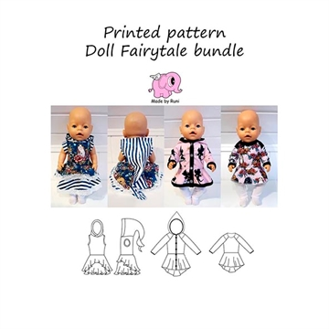 Made by Runi - Doll fairytale bundle
