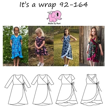 Made by Runi - It´s a wrap - str. 92-164