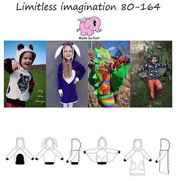 Made by Runi - Limitless imagination - str. 80-164