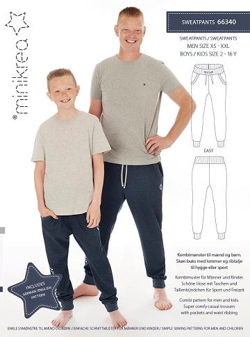 Minikrea 66340 - Sweatpants