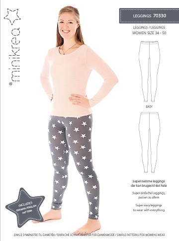 Minikrea 70330 - Leggings
