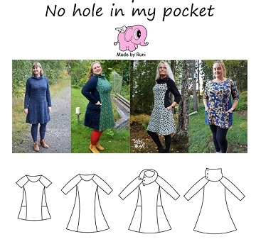 Made by Runi - No hole in my pocket - str. 32-54