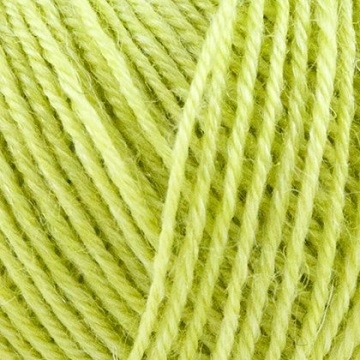 Nettle Sock Yarn - Lime - fv. 1014