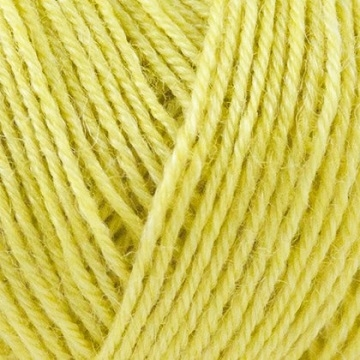 Nettle Sock Yarn - Citron - fv. 1019