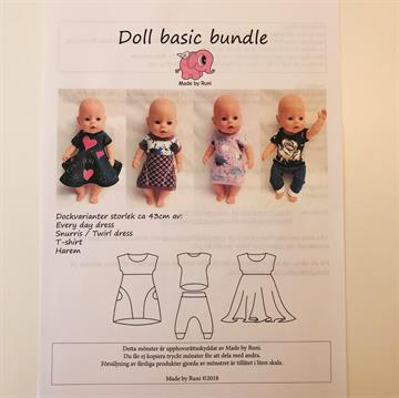 Made by Runi - Doll basic bundle